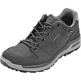 Lowa Locarno GTX Shoes Men grey